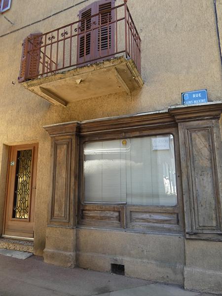 vieille boutique Beaufort