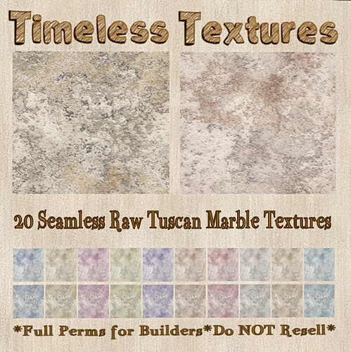 TT 20 Seamless Raw Tuscan Marble Timeless Textures