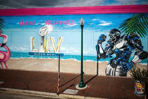 Miami mood - street art