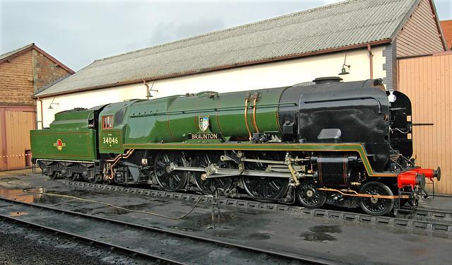 Braunton - West Country Class
