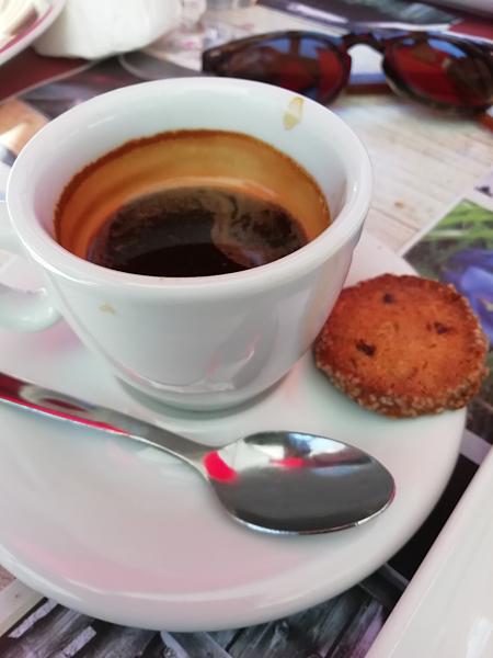 café et diamant