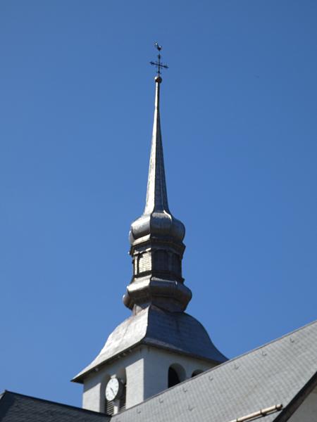 église Cordon