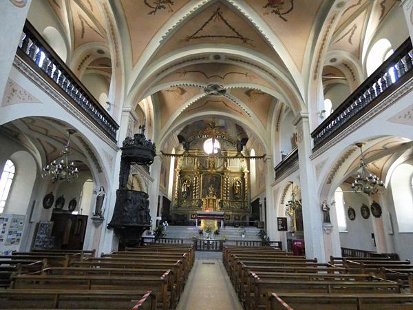 église Beaufort