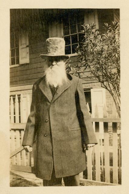 Election Day Photo, November 7, 1916