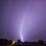24. Juuni 2016 - 3:07 - Lightning, Rosendahl-Darfeld, Germany