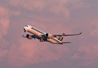 Delivery Flight msn436 9V-SHP 15/10/2020