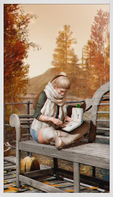 Burrow Autumn Photo Contest 2020 1st Place