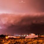 14. Oktoober 2020 - 19:33 - Tempestade Noturna em Umuarama, Paraná