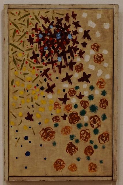 Sonja Ferlov Mancoba - Untitled - 1939 - Museum Jorn - Silkeborg - Denmark