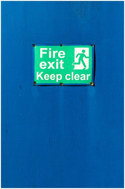 Fire Exit, Oban
