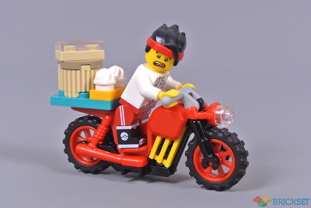LEGO 30341 Monkie Kids Delivery Bike
