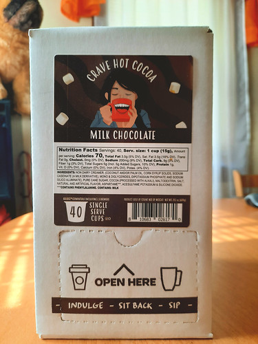 Fall Hot Cocoa Giveaway