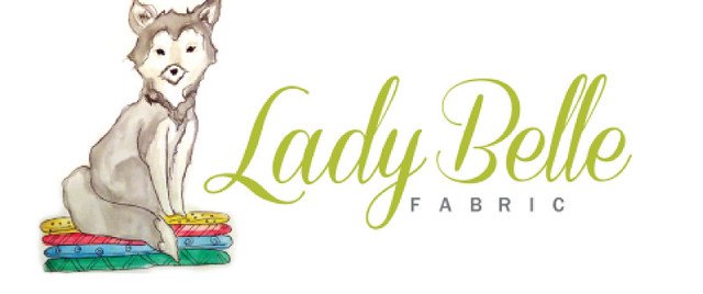 Lady Belle Fabric Logo