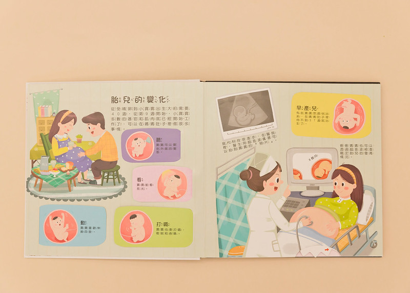 2性教育啟蒙:身體的祕密立體遊戲書 (2)