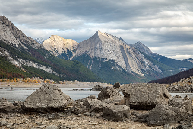 The Rocks of Medicine Lake