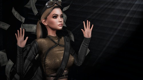 Hands up! | by Irritums Resident on SL
