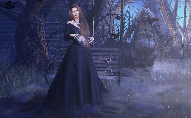 Uma vez bruxa, sempre bruxa.
