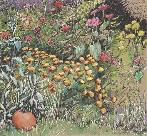 October Garden!!!