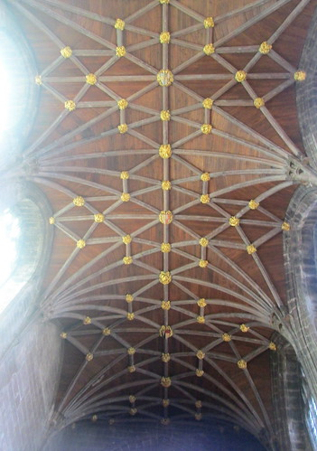 Ceiling, Chester Cathedral