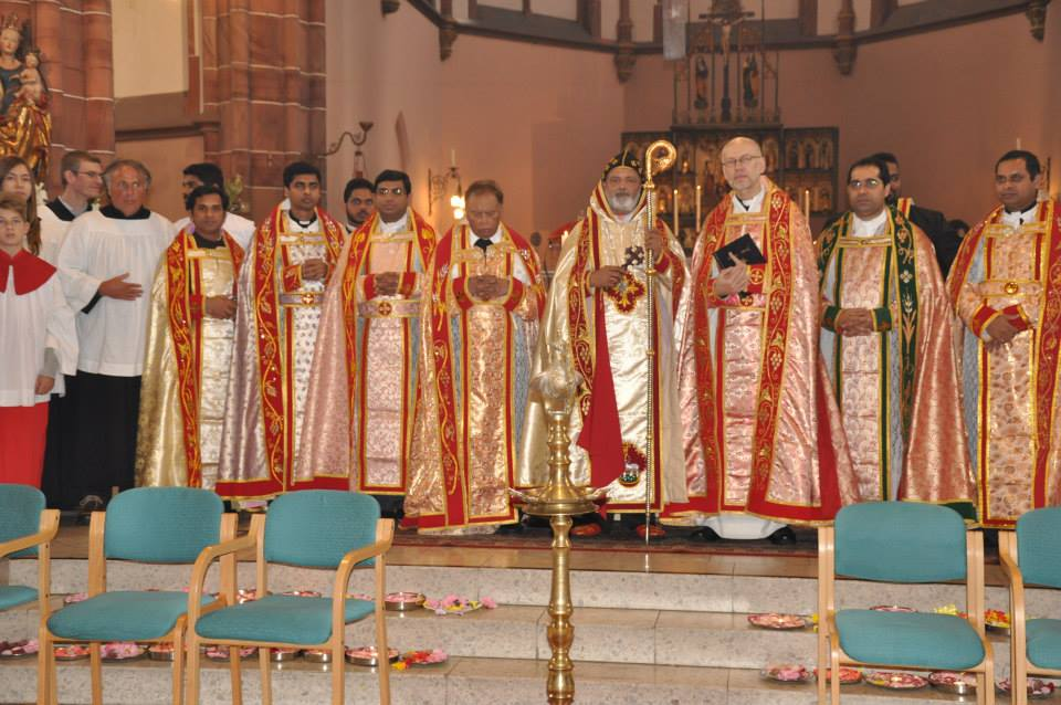 Syro Malankara Wiedervereinigungsfeier Krefeld
