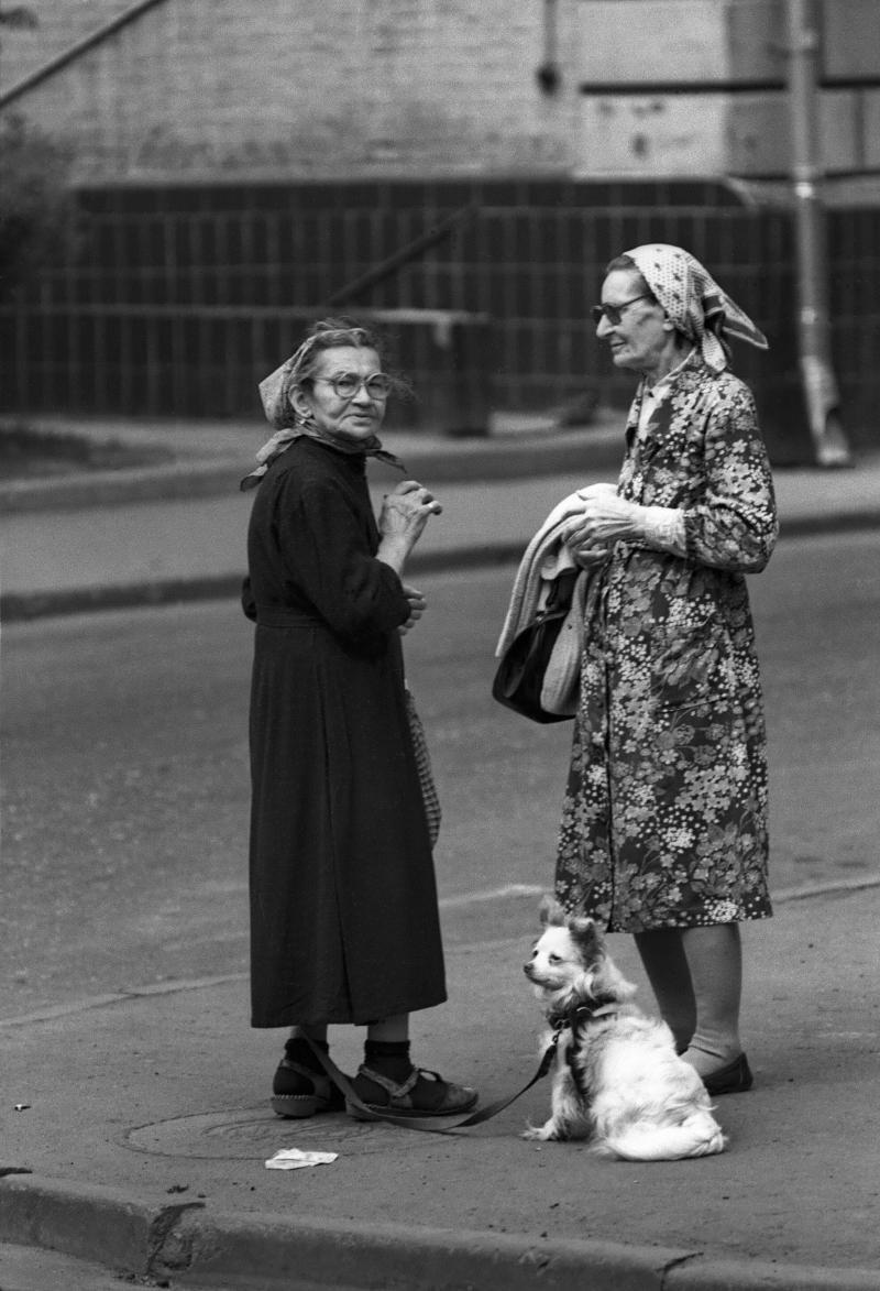 1980. Арбатские бабушки