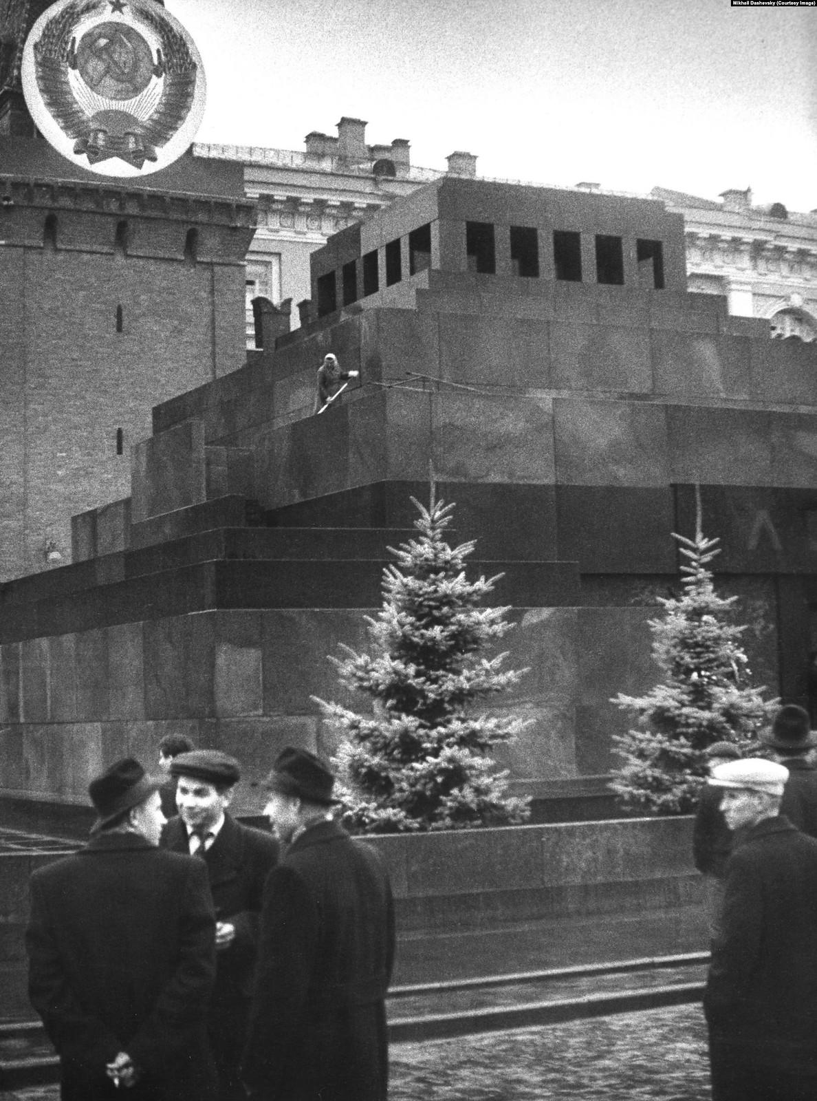 1964. Перемена экспозиции. Хрущева убрали