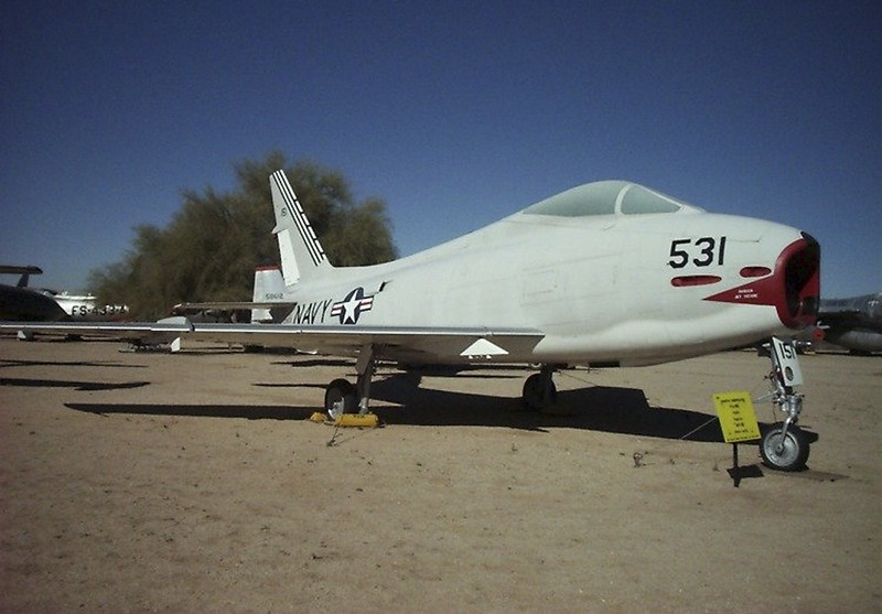 North American FJ-4B Fury