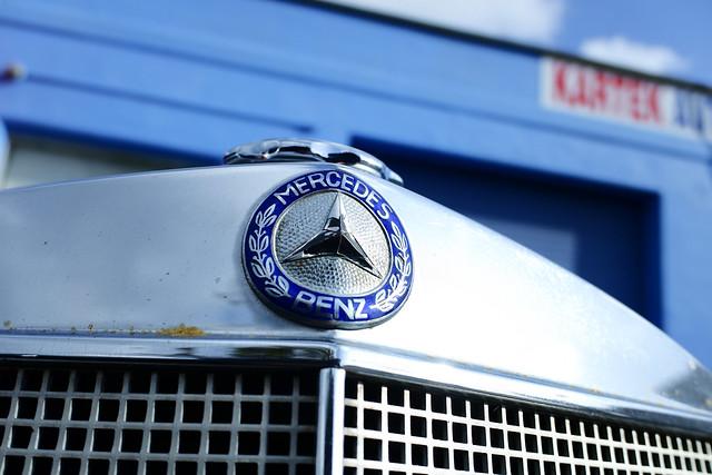 My favourite vintage Benz