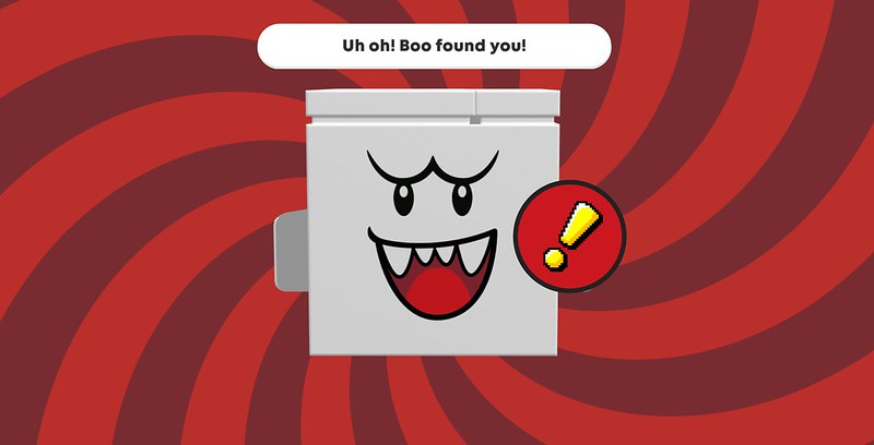 LEGO Super Mario Boo Update