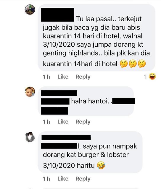 Peminat Nampak Di Genting Highlands, Betul Ke Shaheizy Sam Ingkar Arahan Kuarantin?