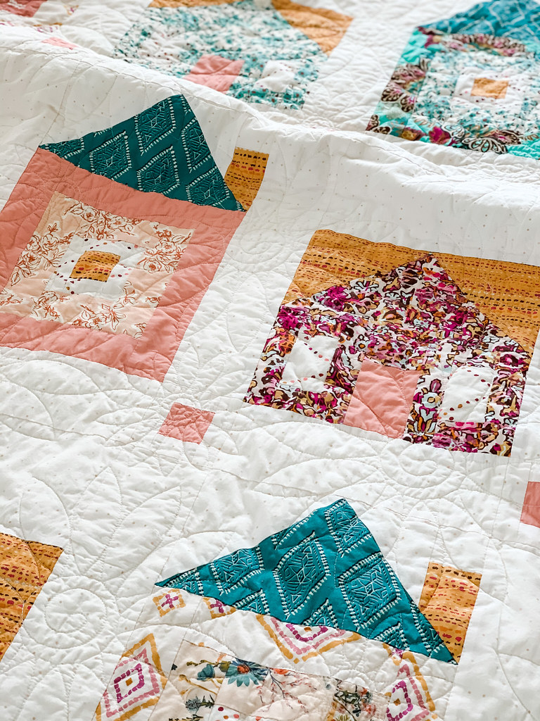 Lady Belle Long Arm Quilting