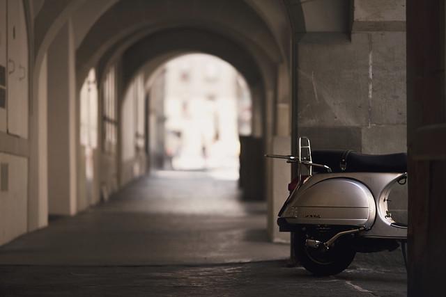 Old Lambretta