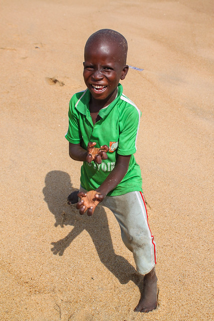 Beach Boys (Trois), Benin