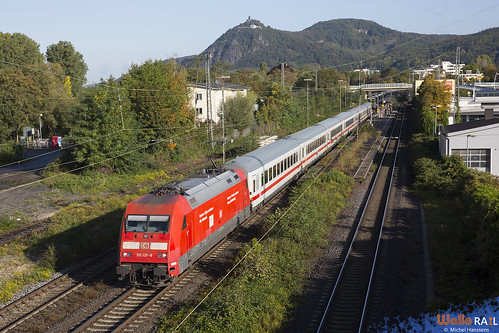 101 137 . DB . IC 1115 . Bad Honnef . 10.10.20.