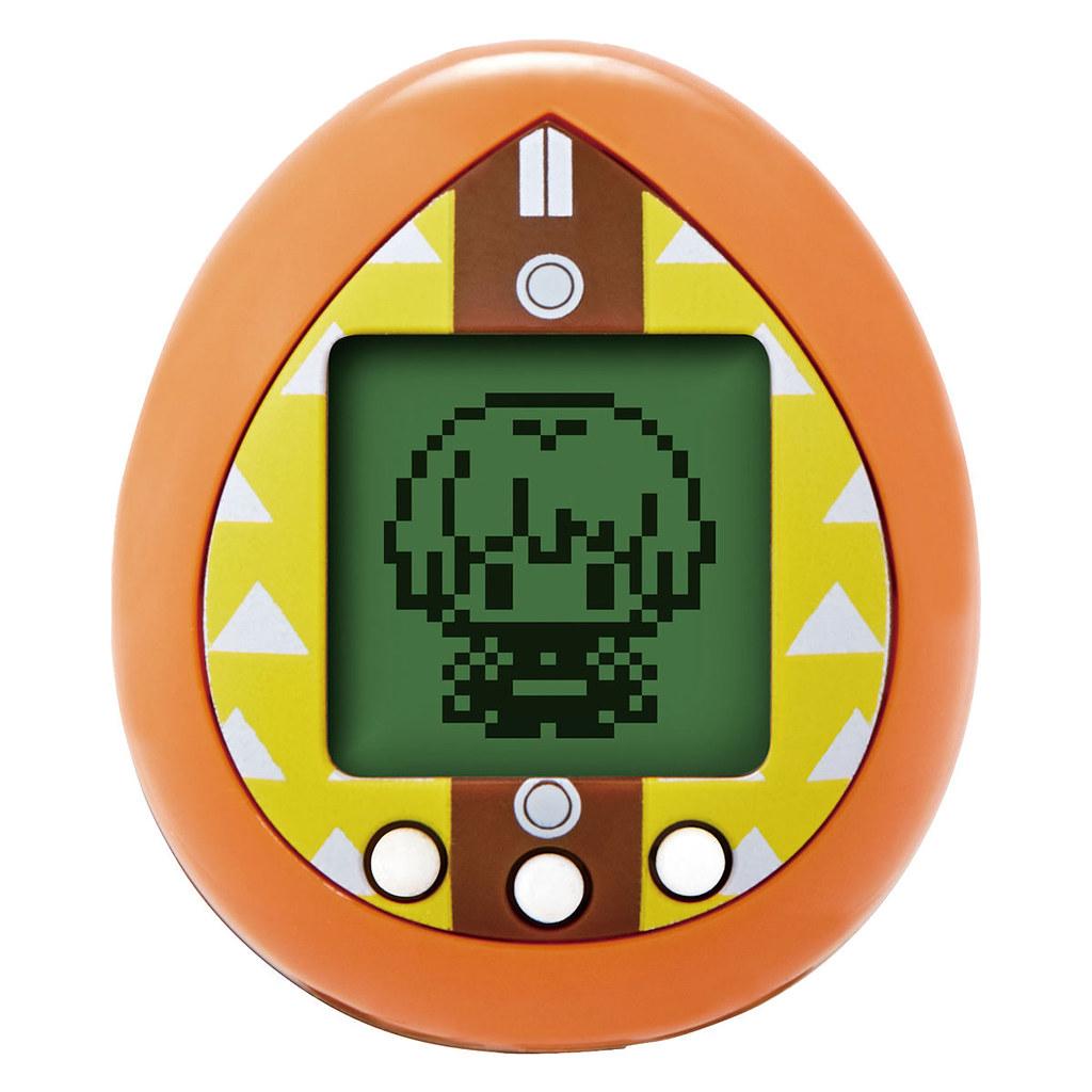 豬隊友養起來!BANDAI 塔麻可吉×《鬼滅之刃》第二彈「鬼滅可吉 善逸&伊之助」電子寵物遊戲機