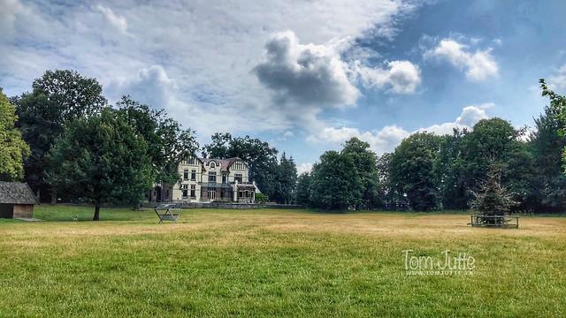 Landschapspark Villa Rams Woerthe, Steenwijk, Netherlands - 4721