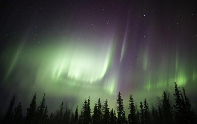 Auroras boreales (Tema elegido para el último programa de El Galeón de Manila)