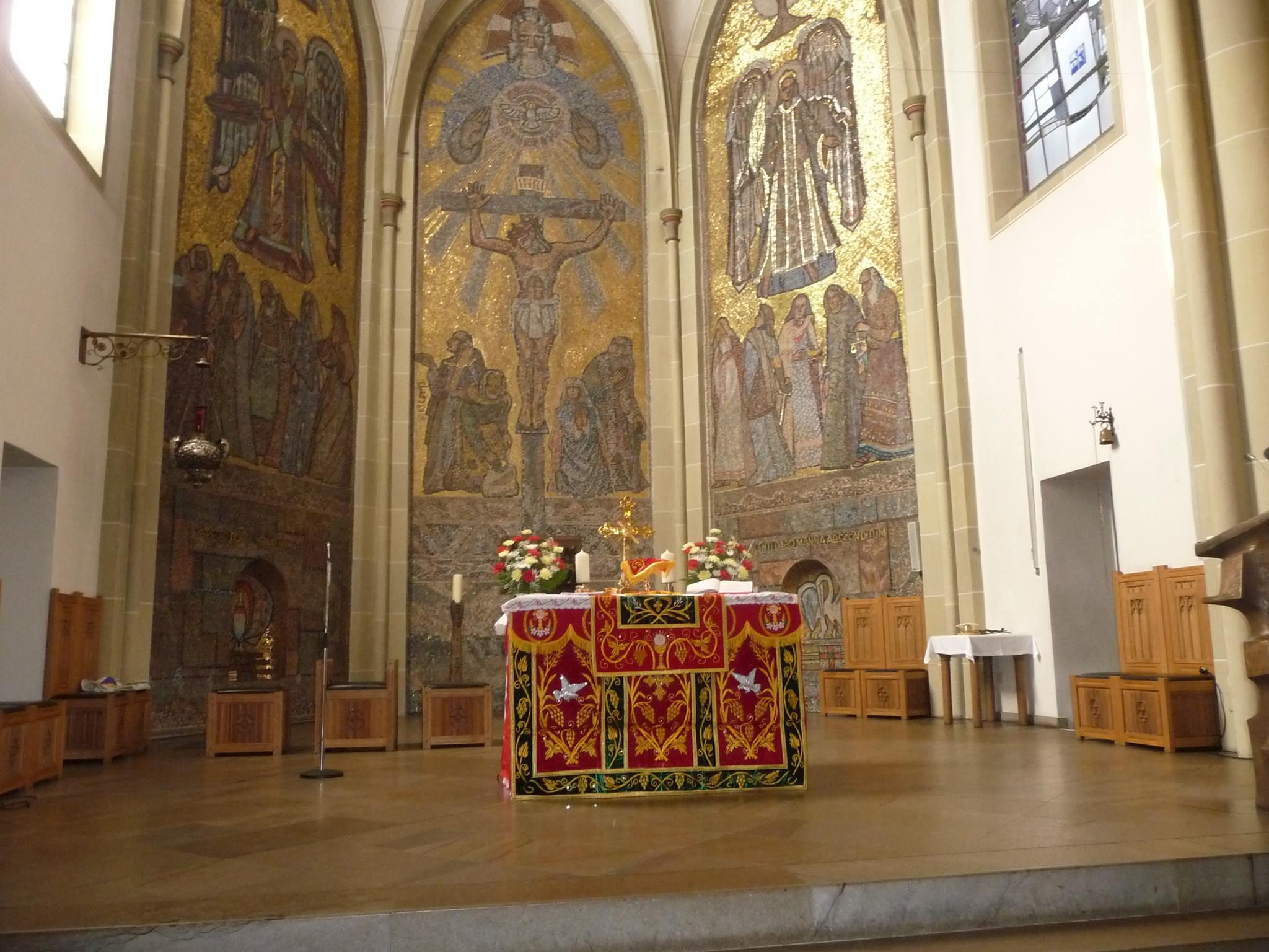 St. Chrysostom Syro-Malankarische Indische Gemeinde (Herne / Dortmund)