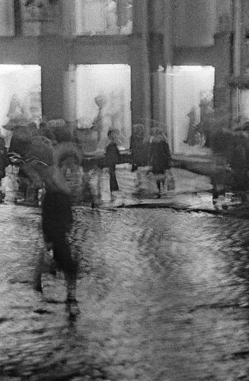 1980-е. Дождь на Кузнецком