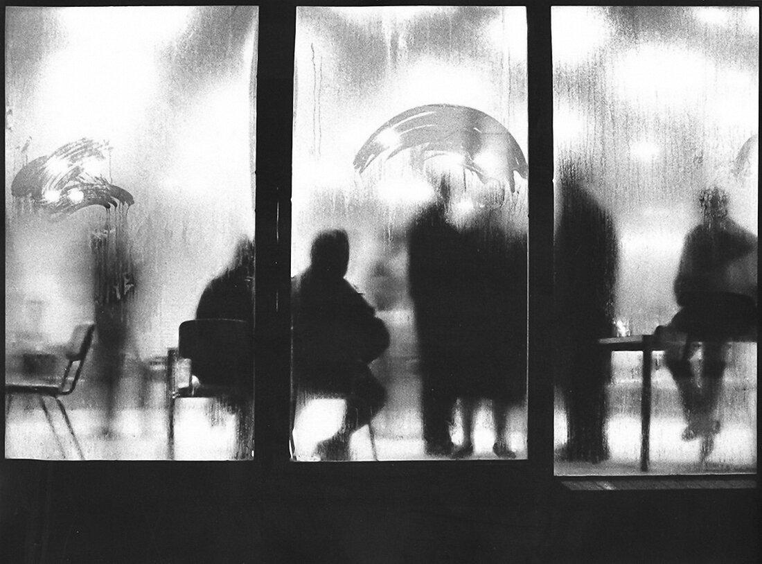 1962. Ночное кафе