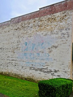 Ghost Sign, Chipley, FL