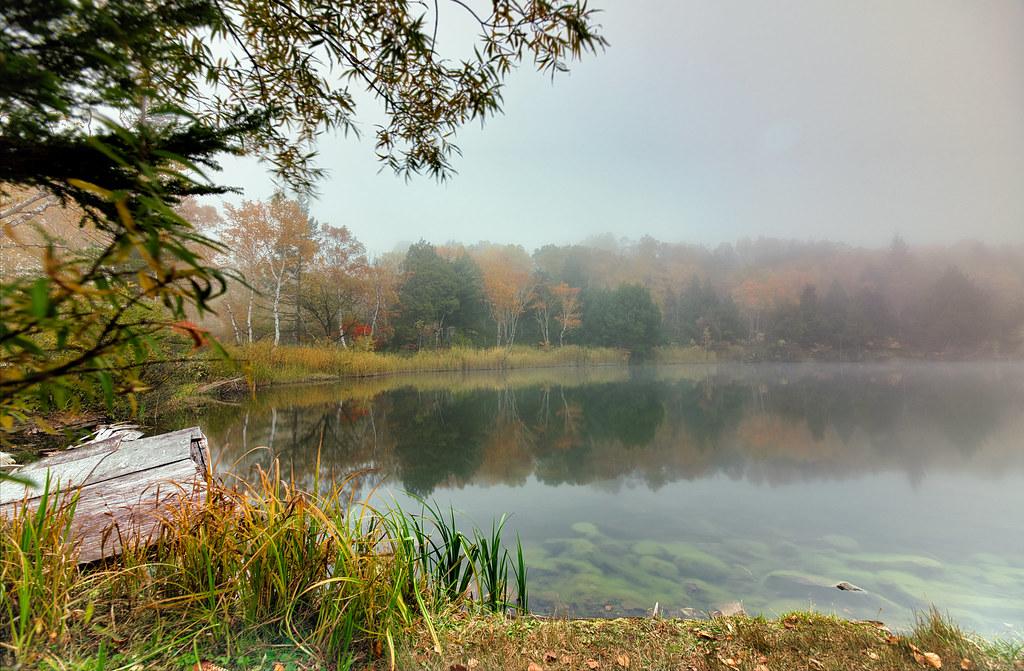 霧の木戸池3