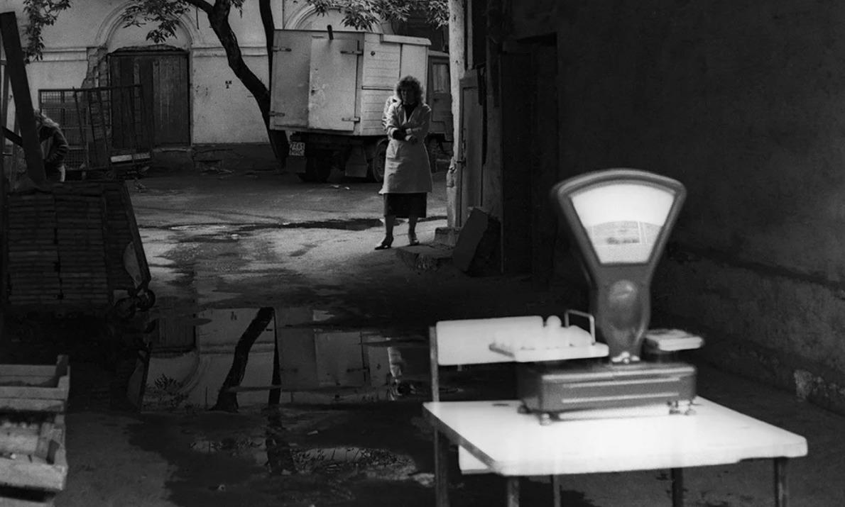 1980-е. Продавщица на Пятницкой