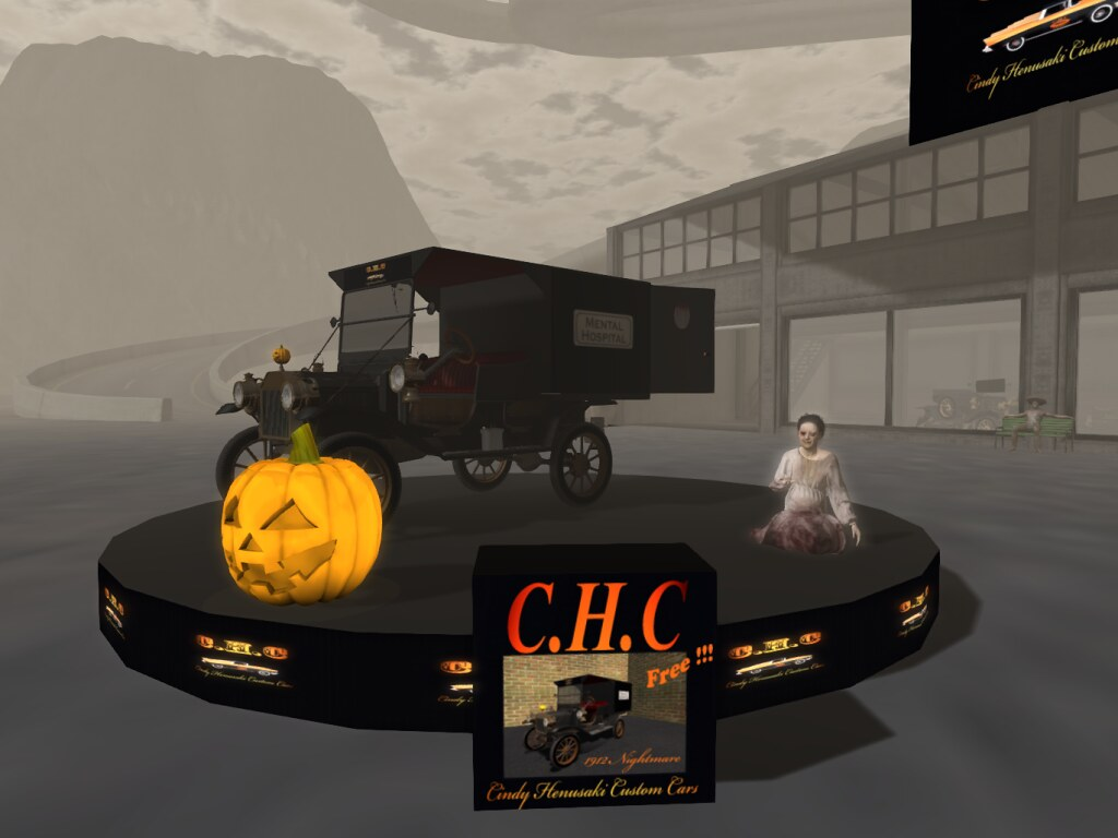C.H.C Halloween gift