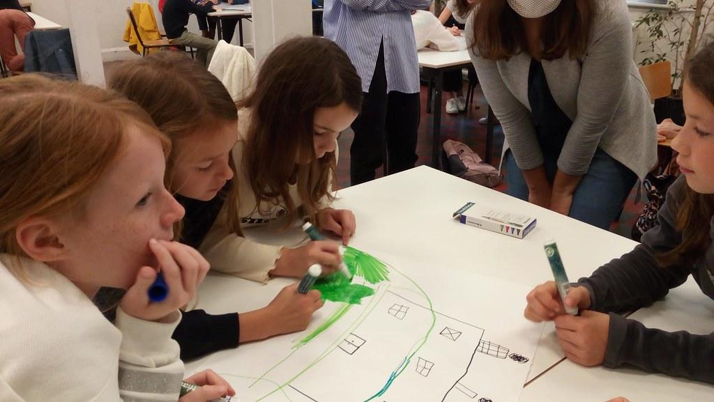 Workshop 'De eerlijke fabriek'@Vredeshuis (12)