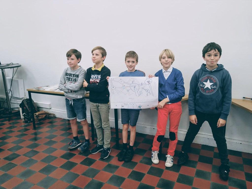 Workshop 'De eerlijke fabriek'@Vredeshuis (7)