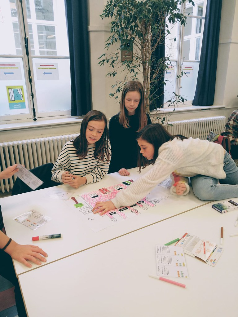 Workshop 'De eerlijke fabriek'@Vredeshuis (5)