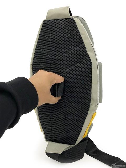 COSPA推出「鋼彈試作型2號機 散熱盾牌背包」 滿足中二玩心成為鋼彈!