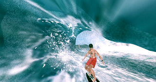 Big wave surfing | by AdamSLmadA
