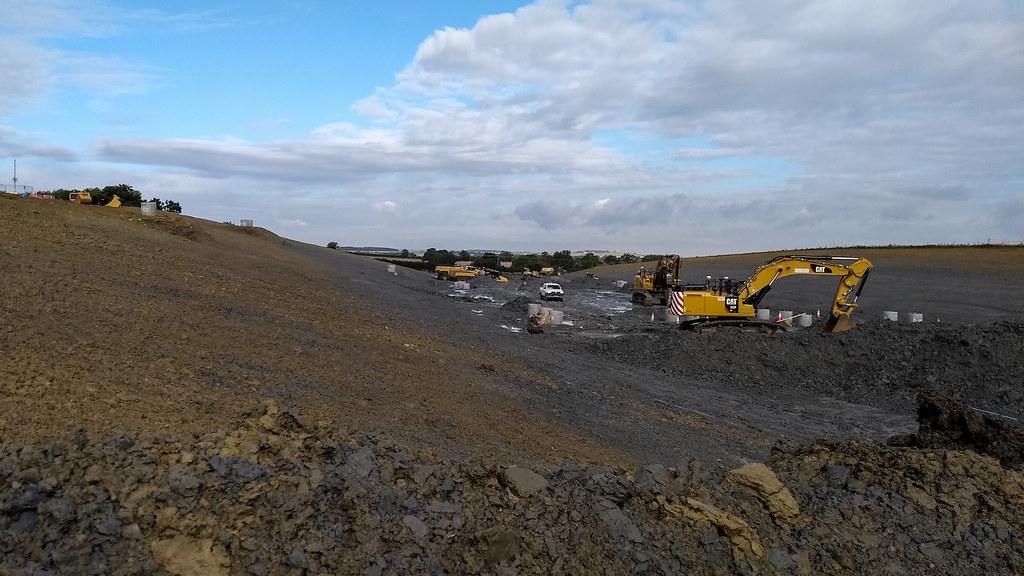 The Boddington heave trial site